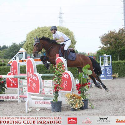 Campionato Regionale Veneto S.O. 2018