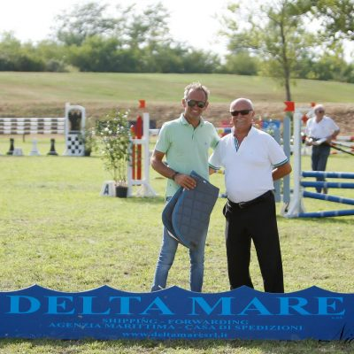 Luciano Moressa (main sponsor) e Julian Moressa