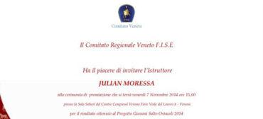 Premiazioni Fiera Cavalli Verona 2014