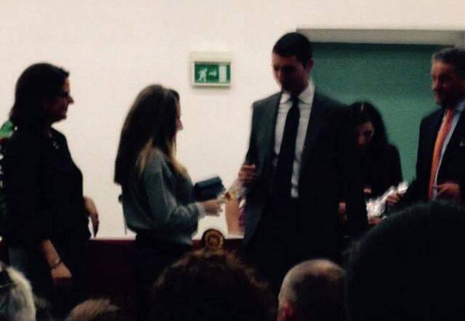 Premiazione Fiera Cavalli Verona 2014